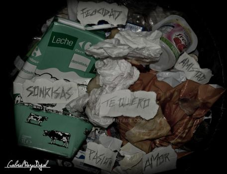 All to trash by PR3G