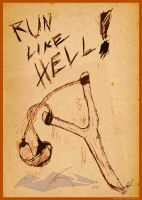 Metallica's Attitude song poster by GreGfield