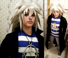 More Bakura Progress by Ratsukorr