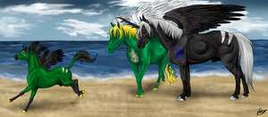 Return to the Seaside by polly-pony-lauren