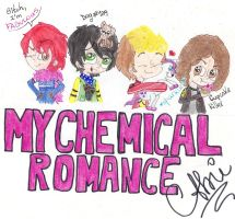 My Chemical Romance by CamiGDrocker