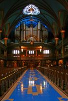 Notre Dame Montreal by carterr