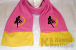 Sailor Moon Silhouette Scarf by AKawaiiBoutique