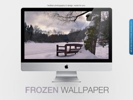 Frozen Wallpaper by MrFolder