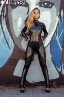 Katerina Piglet latex in Moscow 3 by LikeAbillion