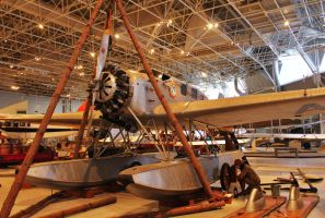 Junkers W34 - Canada Aviation and Space Museum by PhilsPictures