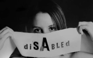 Disability. by obesewalrus
