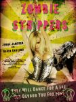 zombie strippers movie poster by ZOMBIEBITME