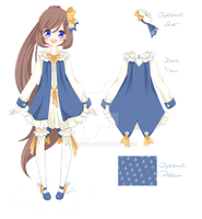 Sailor Adopt Design *CLOSED* by Reminel