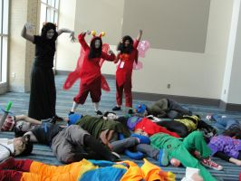 AZ-2012: CORPSE PARTY by Teacup-Pig