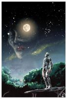 Silver Surfer Cover by ISignRob