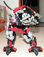 LEGO Mecha -unfinished- 1 by MikeSinner