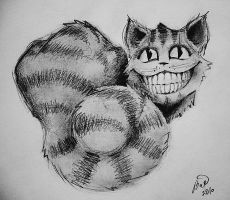 Cheshire Cat by the-nika