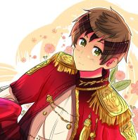 Hetalia - Spain Character CD by XXXxVivixXXX