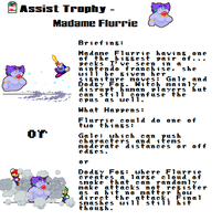 Madame Flurrie - Gale or Dodgy Fog by FluxorMech