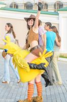 Rodeo de Chocobo by NightNike