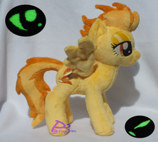 Spitfire V3 Glow-in-the-Dark by kiashone