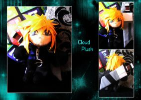:-Cloud Plushie-: by Arkeresia