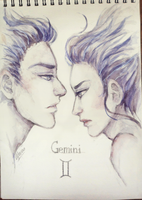 Gemini by Wernope