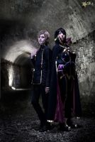 Rolo And Lelouch Cosplay - Devotion by DakunCosplay