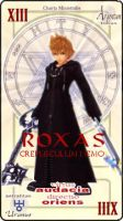 KH Pactio Cards: Roxas by x-Destinys-Force-x