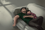 Stay-at-home Dad by PhandomMom