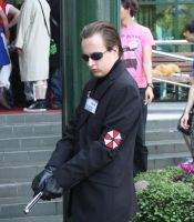Animecon - Resident Evil by SoQblades