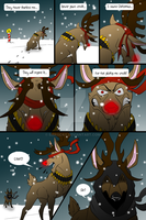 Rambo Rudolph and Assassin Comet! Page 1 of 7 by xKoday