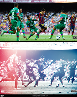 Leo Messi | Effect Work - Once, Sonra by destroyer53