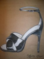 Shoe Conte Crayon by XpresslifeTifa