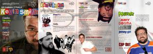 Kevin Smith Festival Leaflet by Octo-moose