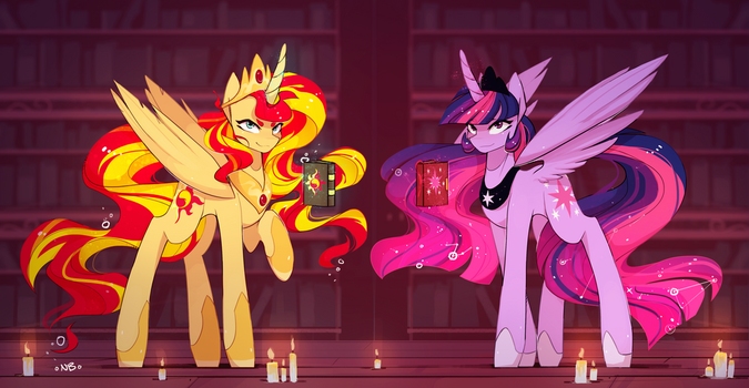 Regal Rulers by NovaBytes