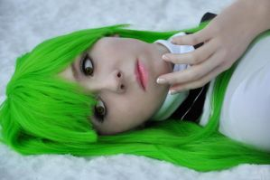 Code Geass: C.C by puppichu