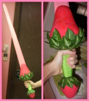 Trickster Dave - Cosplay Sword by blk-kitti
