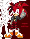 PC: Xtheme The Hedgehog by Tails1998
