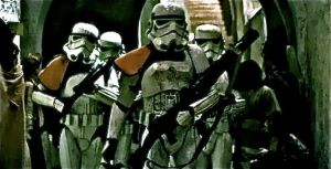 Imperial Stormtroopers by ColonelFlagg