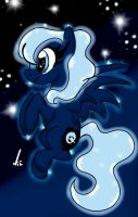Nightwing Mare by Alazak