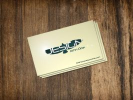 Cool Business Card Template by Freshbusinesscards