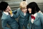 Durarara - Best friends... by Majin-sama