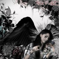 Gothic Angel by RoCKoLoGY666