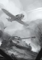 War Thunder by StanislavNovarenko
