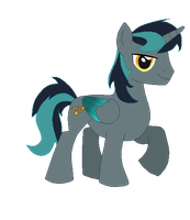 Alicorn BlackGryph0n by Upgraderath