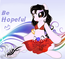 Shadow Moon: be Hopeful by DeMoN8EyE