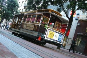 Cable Car by Traction44