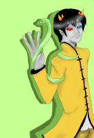 ZodiacStuck Sollux by Ashe1313