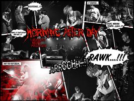 band comic..?? by analogkan