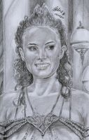 Smile Padme finished by AngelinaBenedetti