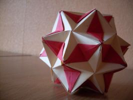 Floral Globe Kusudama by happy96
