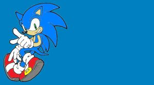 Sonic Wallpaper 10 by SonicMauriceHedgehog
