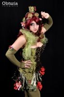 Poison Ivy Steam Punk - 4 by Mikycosplay